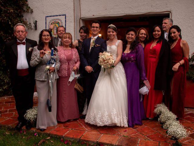 El matrimonio de Juan David  y Mayra Alejandra  en Chía, Cundinamarca 16