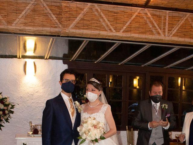 El matrimonio de Juan David  y Mayra Alejandra  en Chía, Cundinamarca 18