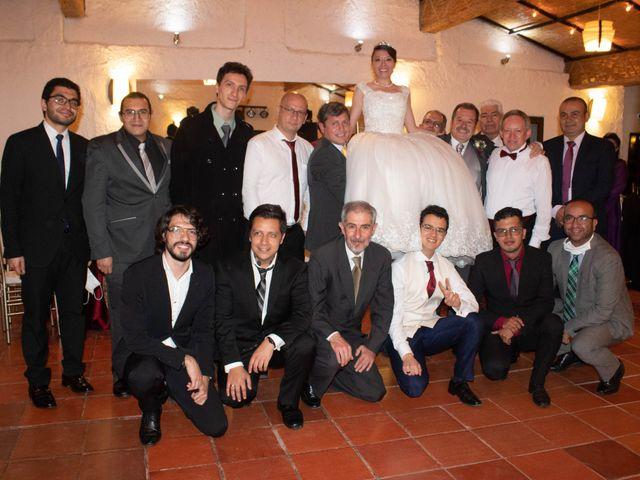 El matrimonio de Juan David  y Mayra Alejandra  en Chía, Cundinamarca 27