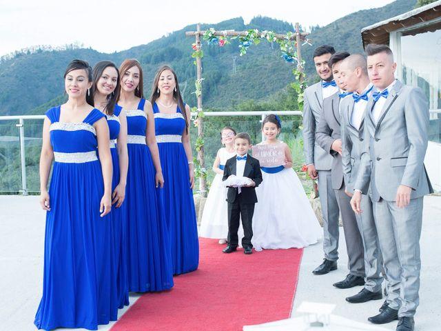 El matrimonio de Javier y Carolina en La Calera, Cundinamarca 31
