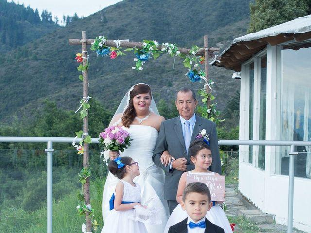 El matrimonio de Javier y Carolina en La Calera, Cundinamarca 33