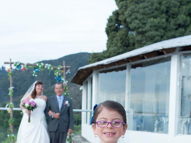 El matrimonio de Javier y Carolina en La Calera, Cundinamarca 34
