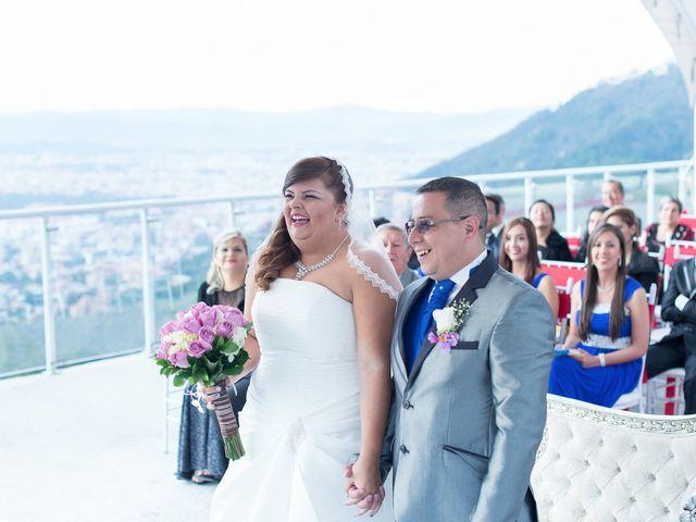 El matrimonio de Javier y Carolina en La Calera, Cundinamarca 37