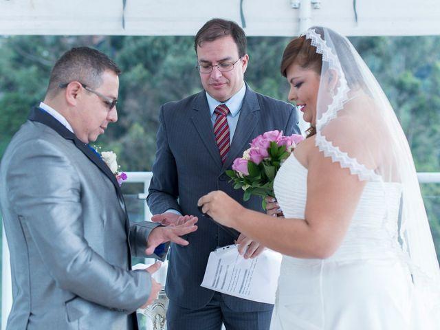 El matrimonio de Javier y Carolina en La Calera, Cundinamarca 38