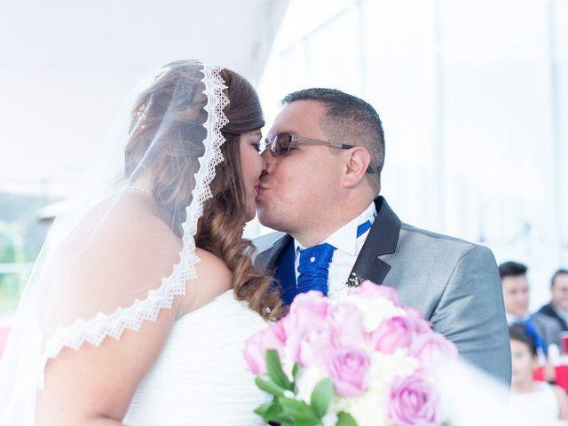 El matrimonio de Javier y Carolina en La Calera, Cundinamarca 43