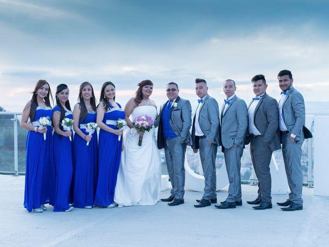 El matrimonio de Javier y Carolina en La Calera, Cundinamarca 46