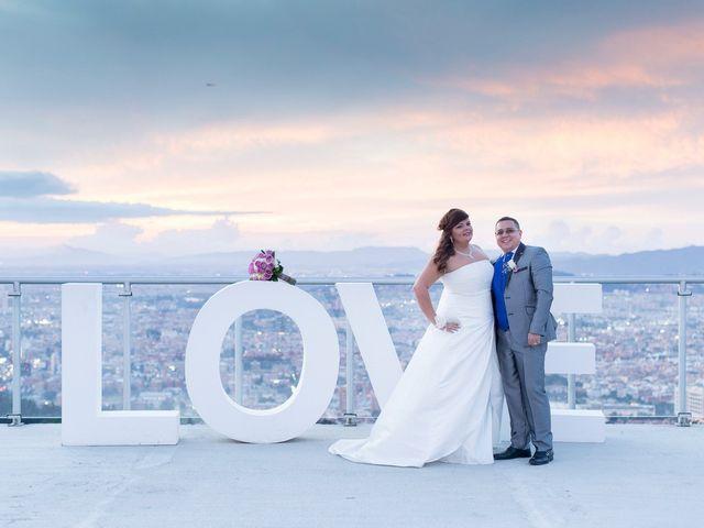 El matrimonio de Javier y Carolina en La Calera, Cundinamarca 51