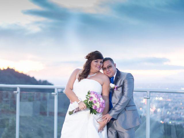 El matrimonio de Javier y Carolina en La Calera, Cundinamarca 2