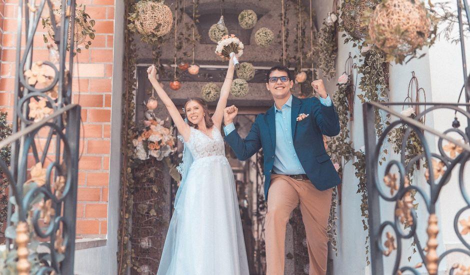 El matrimonio de Nico y Kathe en Envigado, Antioquia