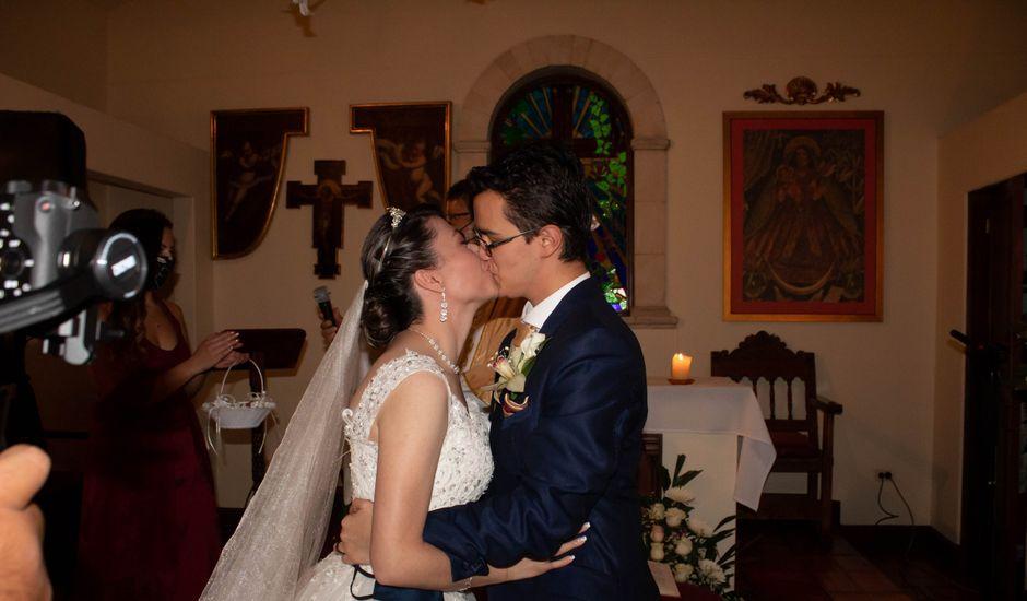 El matrimonio de Juan David  y Mayra Alejandra  en Chía, Cundinamarca