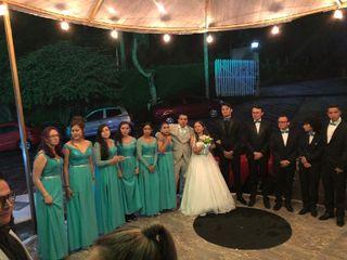 El matrimonio de Wendy  y Oscar  1