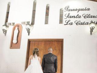 El matrimonio de Yesica  y Mauro  2