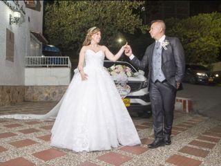 El matrimonio de Yesica  y Mauro  3