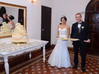 El matrimonio de Luz María y James 2