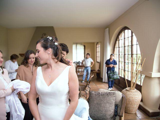 El matrimonio de Daniel y Camila en Sopó, Cundinamarca 20