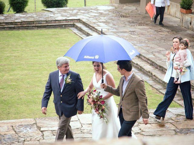 El matrimonio de Daniel y Camila en Sopó, Cundinamarca 47