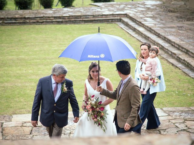 El matrimonio de Daniel y Camila en Sopó, Cundinamarca 48