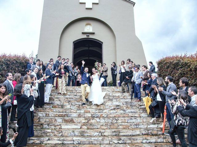 El matrimonio de Daniel y Camila en Sopó, Cundinamarca 68