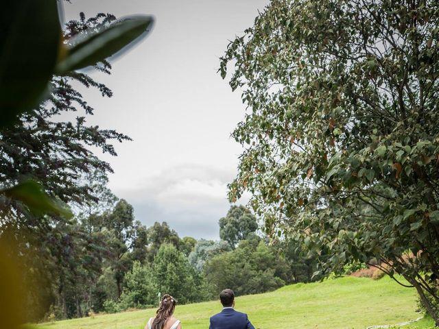 El matrimonio de Daniel y Camila en Sopó, Cundinamarca 70