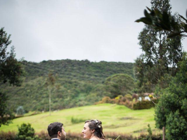 El matrimonio de Daniel y Camila en Sopó, Cundinamarca 87