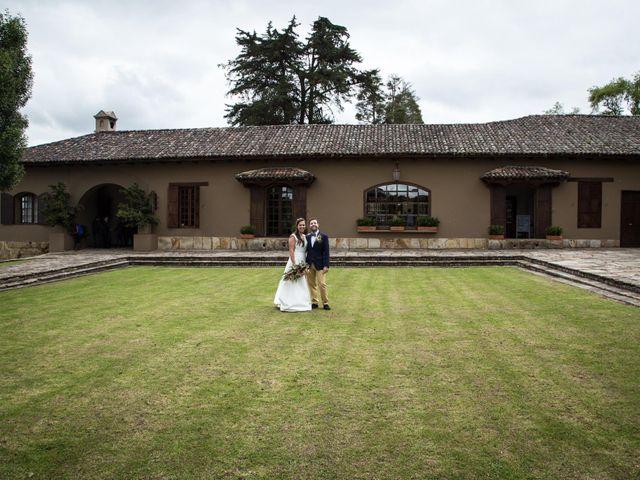 El matrimonio de Daniel y Camila en Sopó, Cundinamarca 1