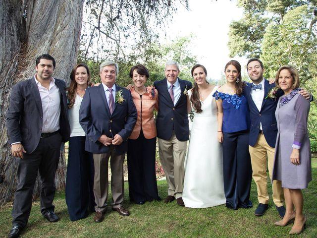 El matrimonio de Daniel y Camila en Sopó, Cundinamarca 121