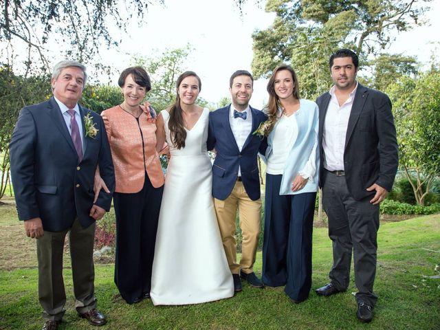 El matrimonio de Daniel y Camila en Sopó, Cundinamarca 126