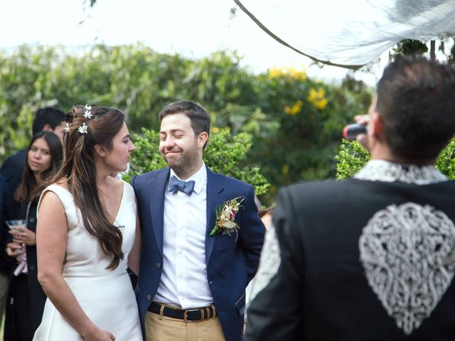 El matrimonio de Daniel y Camila en Sopó, Cundinamarca 129