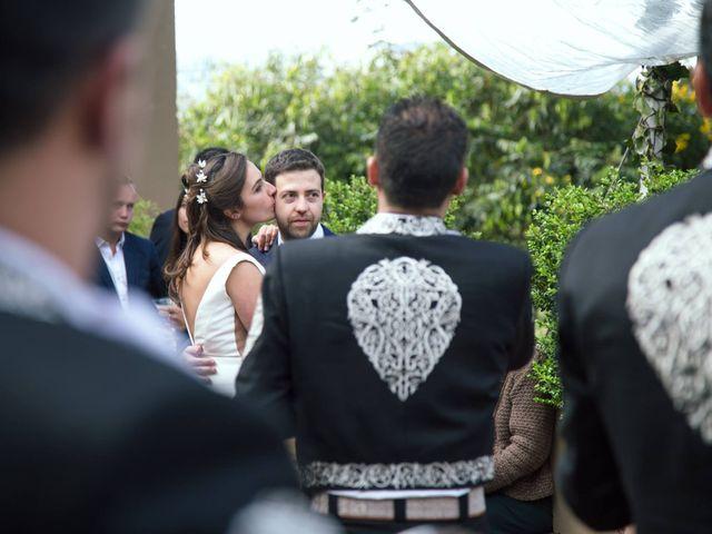 El matrimonio de Daniel y Camila en Sopó, Cundinamarca 130