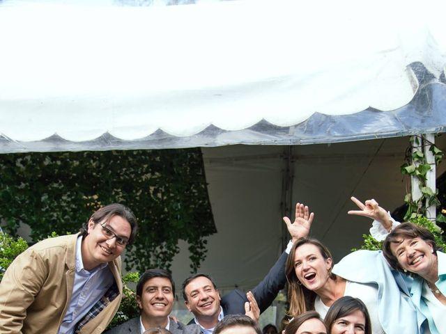 El matrimonio de Daniel y Camila en Sopó, Cundinamarca 134