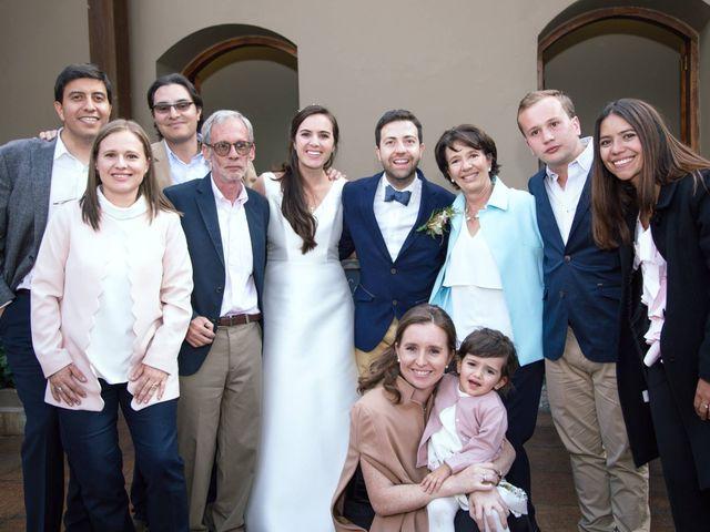 El matrimonio de Daniel y Camila en Sopó, Cundinamarca 137