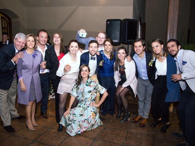 El matrimonio de Daniel y Camila en Sopó, Cundinamarca 196