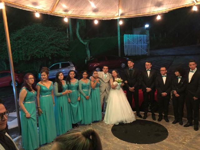 El matrimonio de Oscar  y Wendy  en La Calera, Cundinamarca 2