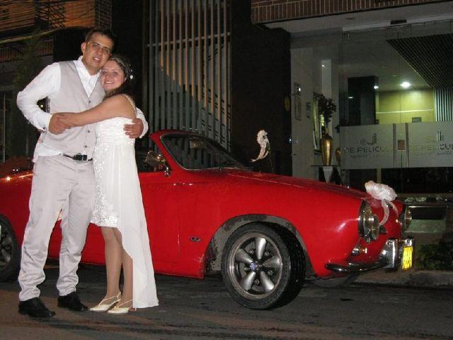 El matrimonio de Oscar  y Wendy  en La Calera, Cundinamarca 1
