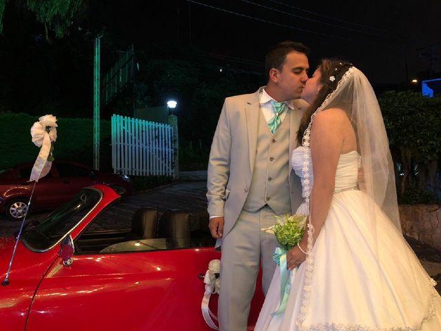 El matrimonio de Oscar  y Wendy  en La Calera, Cundinamarca 5