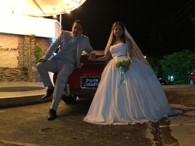 El matrimonio de Oscar  y Wendy  en La Calera, Cundinamarca 6