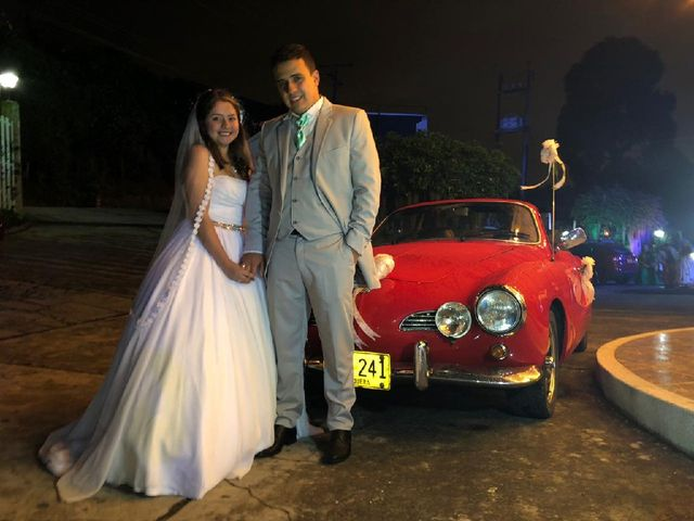 El matrimonio de Oscar  y Wendy  en La Calera, Cundinamarca 7