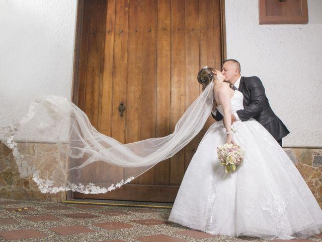 El matrimonio de Yesica  y Mauro