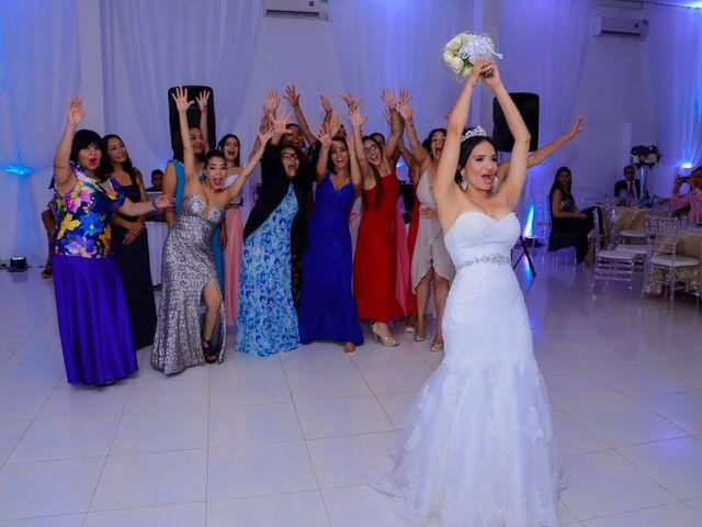El matrimonio de James y Luz María en Barranquilla, Atlántico 5