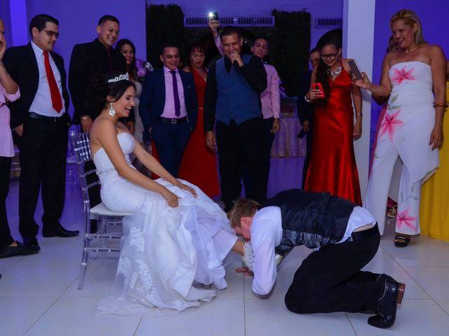 El matrimonio de James y Luz María en Barranquilla, Atlántico 9