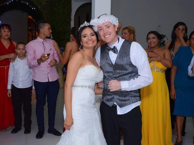 El matrimonio de James y Luz María en Barranquilla, Atlántico 11
