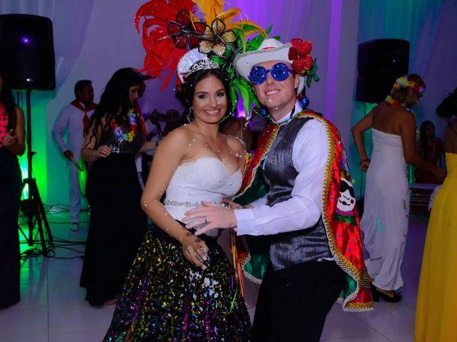 El matrimonio de James y Luz María en Barranquilla, Atlántico 14