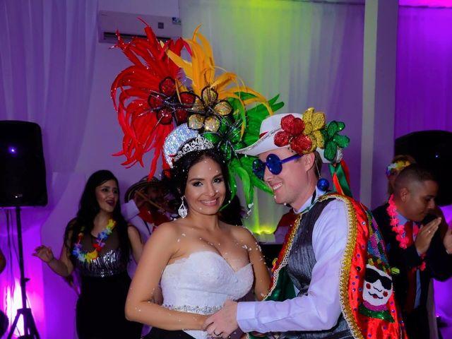 El matrimonio de James y Luz María en Barranquilla, Atlántico 15