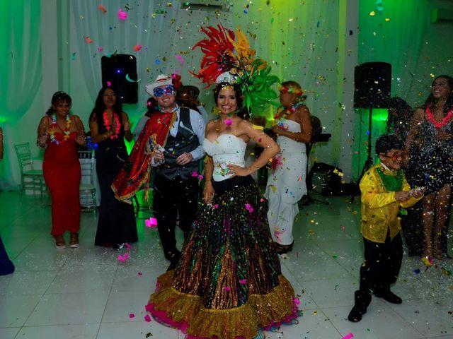 El matrimonio de James y Luz María en Barranquilla, Atlántico 1