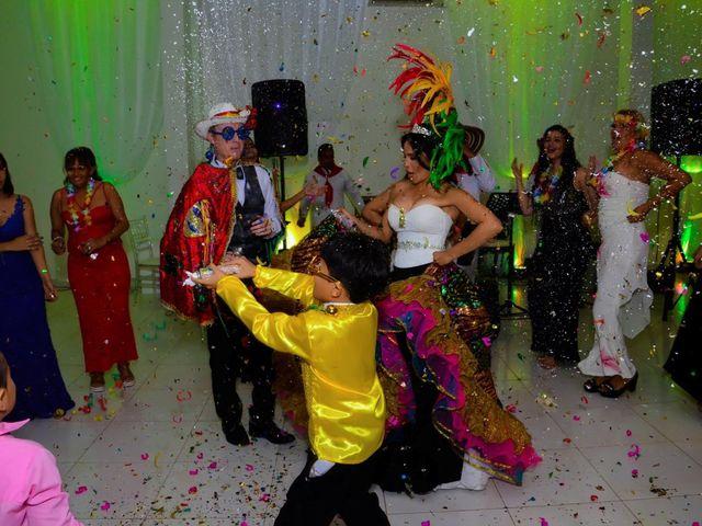 El matrimonio de James y Luz María en Barranquilla, Atlántico 16