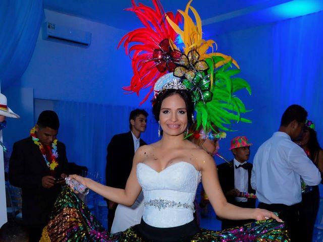 El matrimonio de James y Luz María en Barranquilla, Atlántico 17