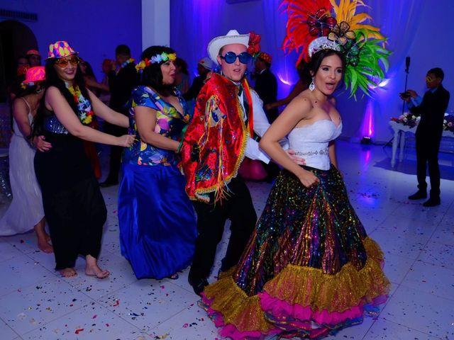 El matrimonio de James y Luz María en Barranquilla, Atlántico 18