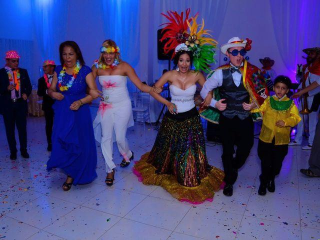 El matrimonio de James y Luz María en Barranquilla, Atlántico 19