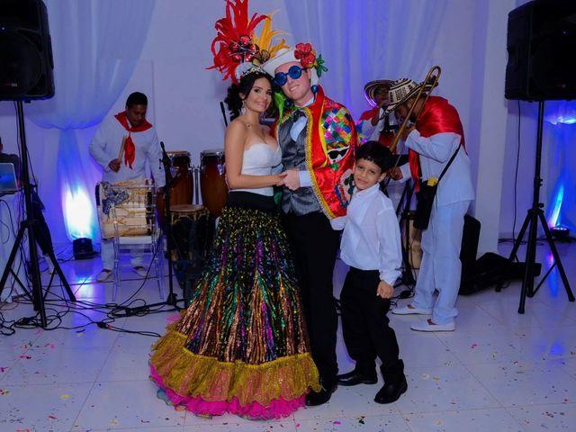 El matrimonio de James y Luz María en Barranquilla, Atlántico 20