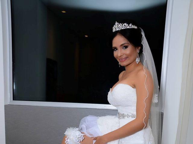 El matrimonio de James y Luz María en Barranquilla, Atlántico 36
